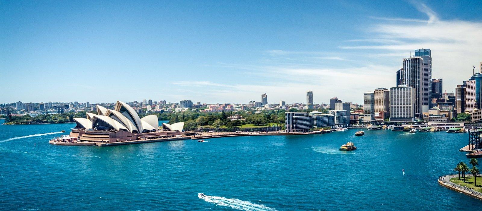 AUSTRALIA with NEW ZEALAND