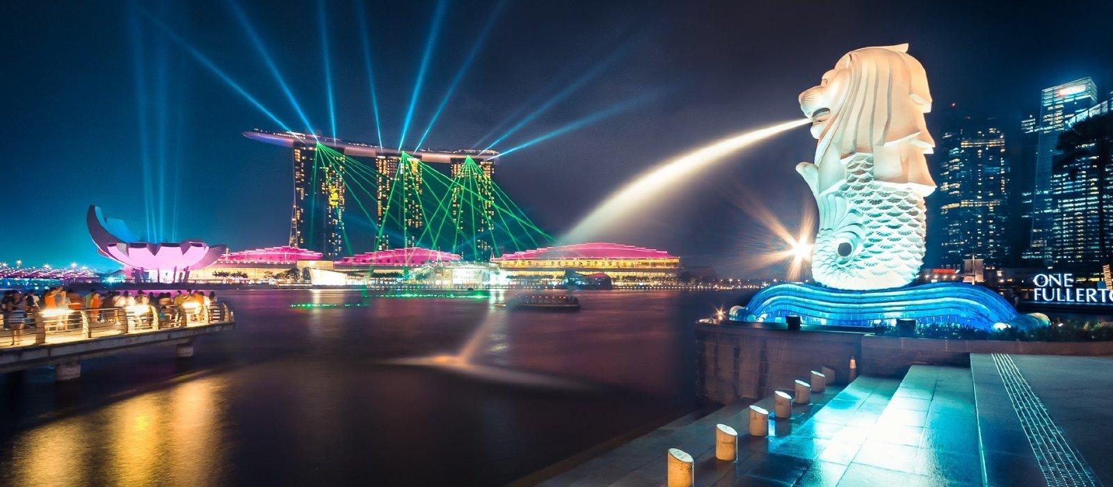 Malaysia & Singapore with Cruise