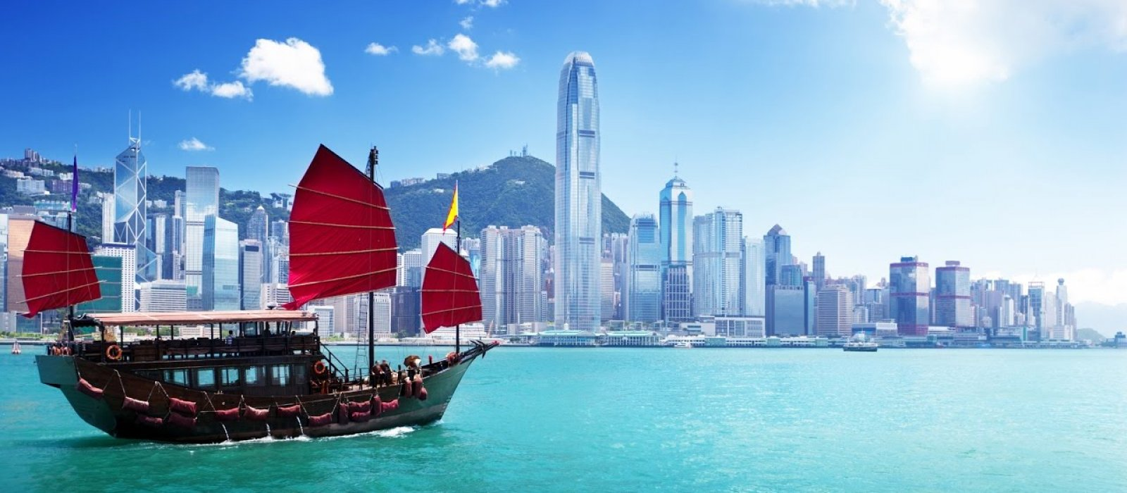 HONG KONG, SINGAPORE, MALAYSIA with THAILAND